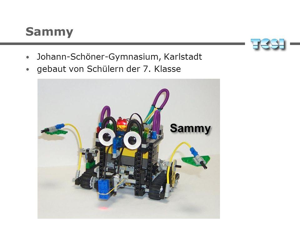 Sammy Johann-Schöner-Gymnasium, Karlstadt