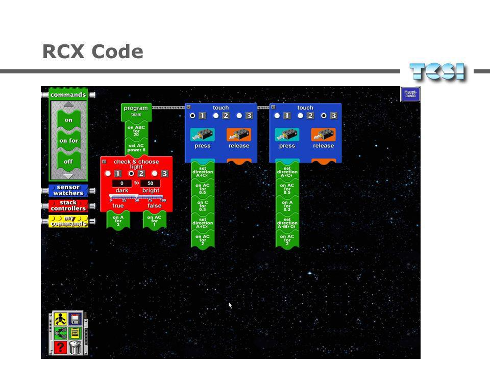 RCX Code