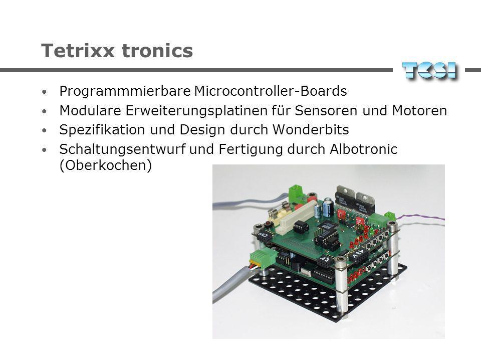 Tetrixx tronics Programmmierbare Microcontroller-Boards