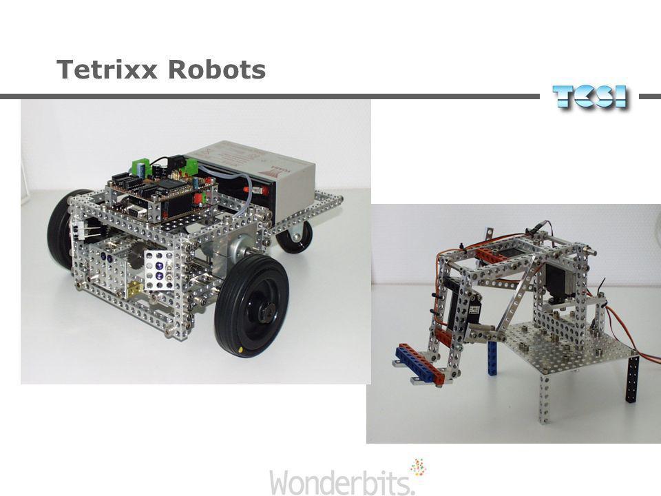 Tetrixx Robots