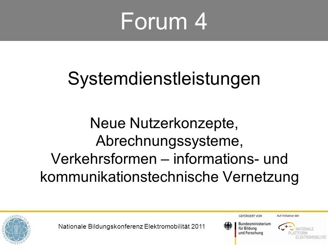Systemdienstleistungen