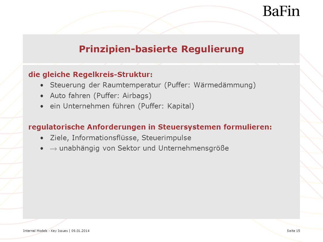 Prinzipien-basierte Regulierung