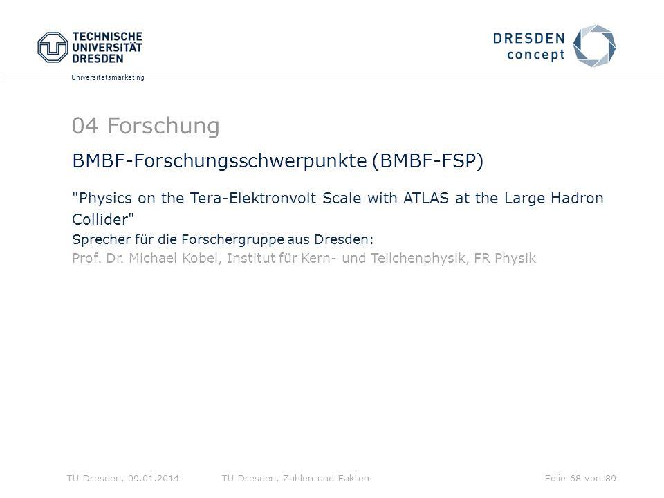 04 Forschung BMBF-Forschungsschwerpunkte (BMBF-FSP)