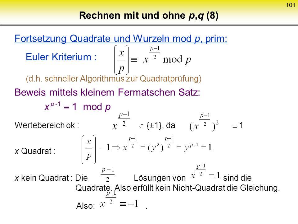 Rechnen mit und ohne p,q (8)