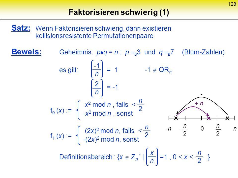 Faktorisieren schwierig (1)
