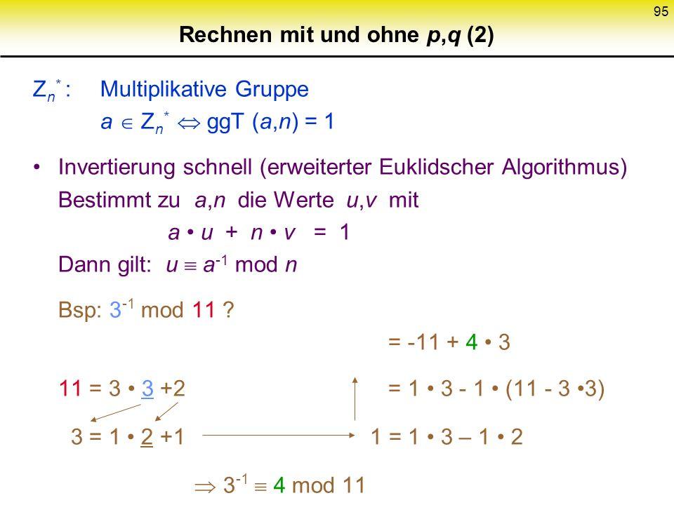 Rechnen mit und ohne p,q (2)