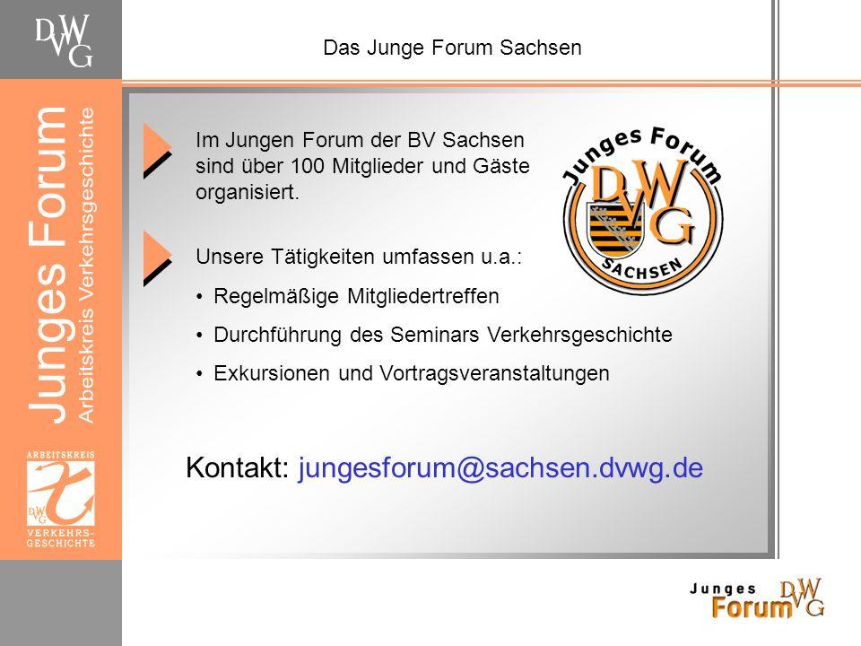 Das Junge Forum Sachsen