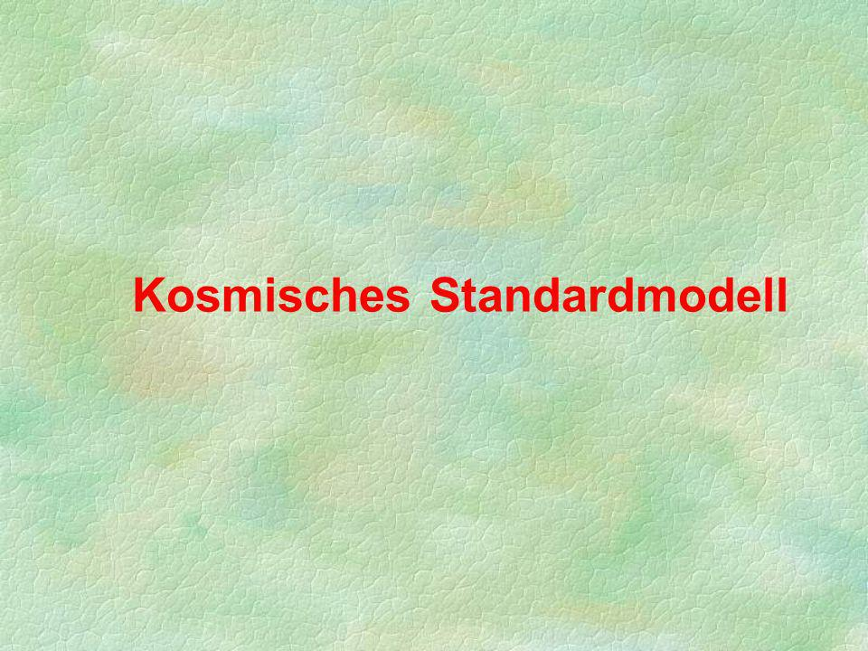 Kosmisches Standardmodell