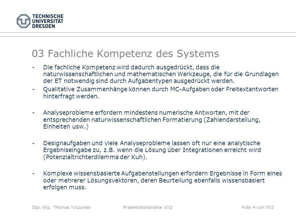 03 Fachliche Kompetenz des Systems