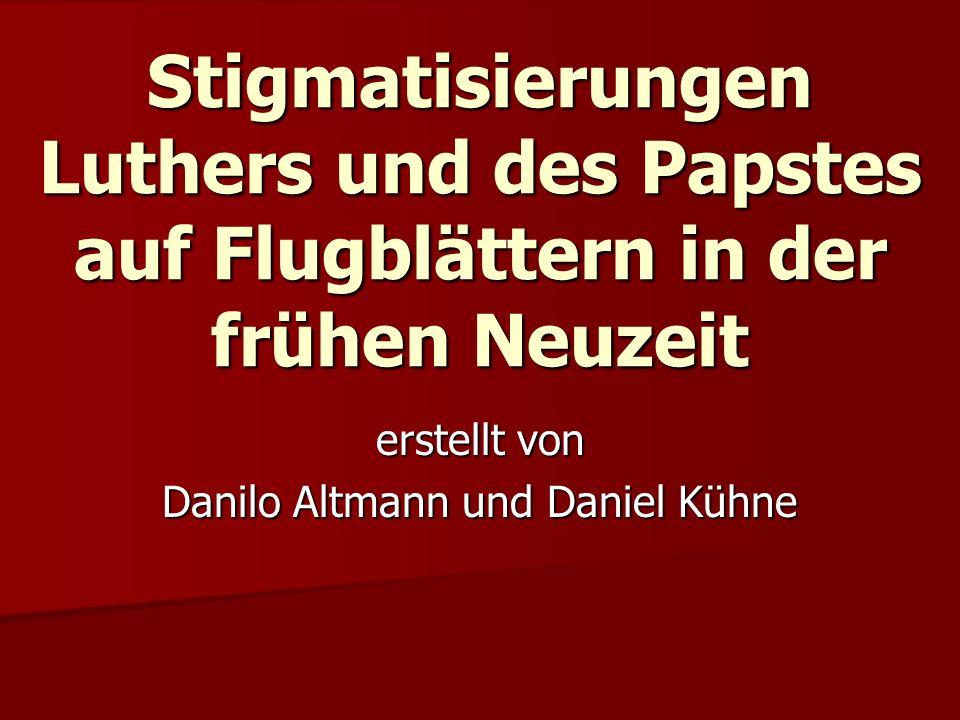 erstellt von Danilo Altmann und Daniel Kühne