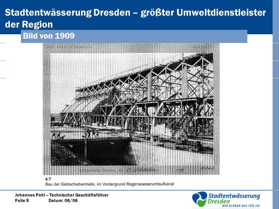 Bild von 1909 Johannes Pohl – Technischer Geschäftsführer