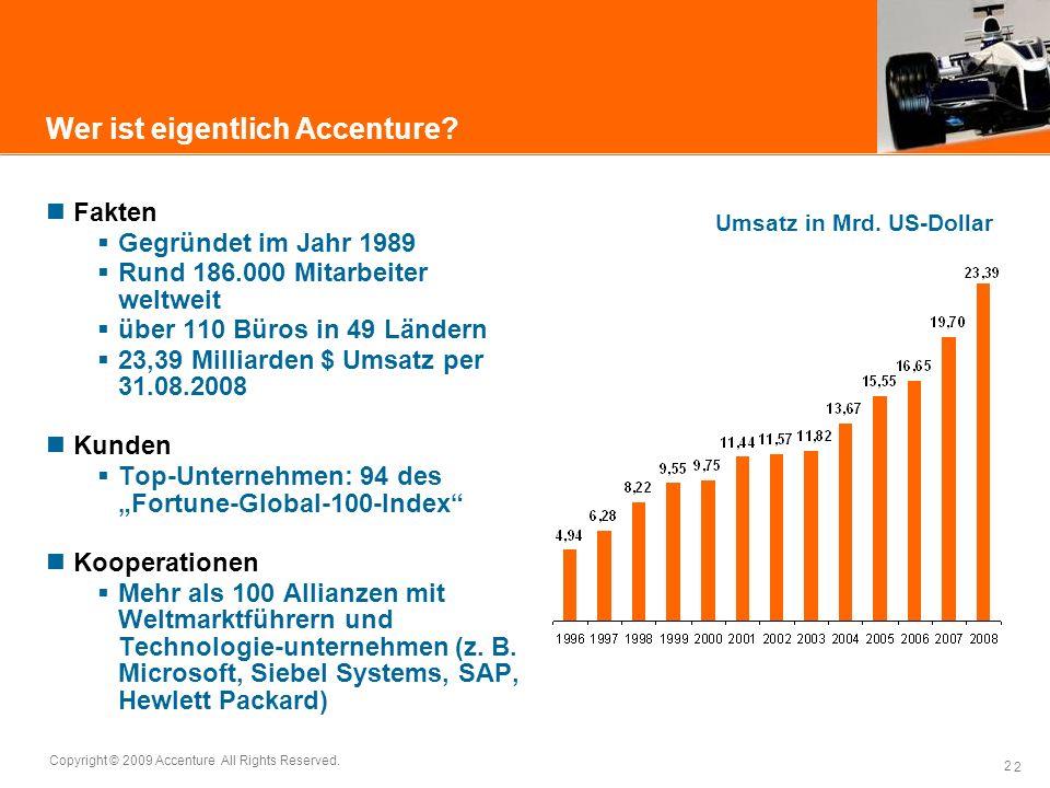 Wer ist eigentlich Accenture