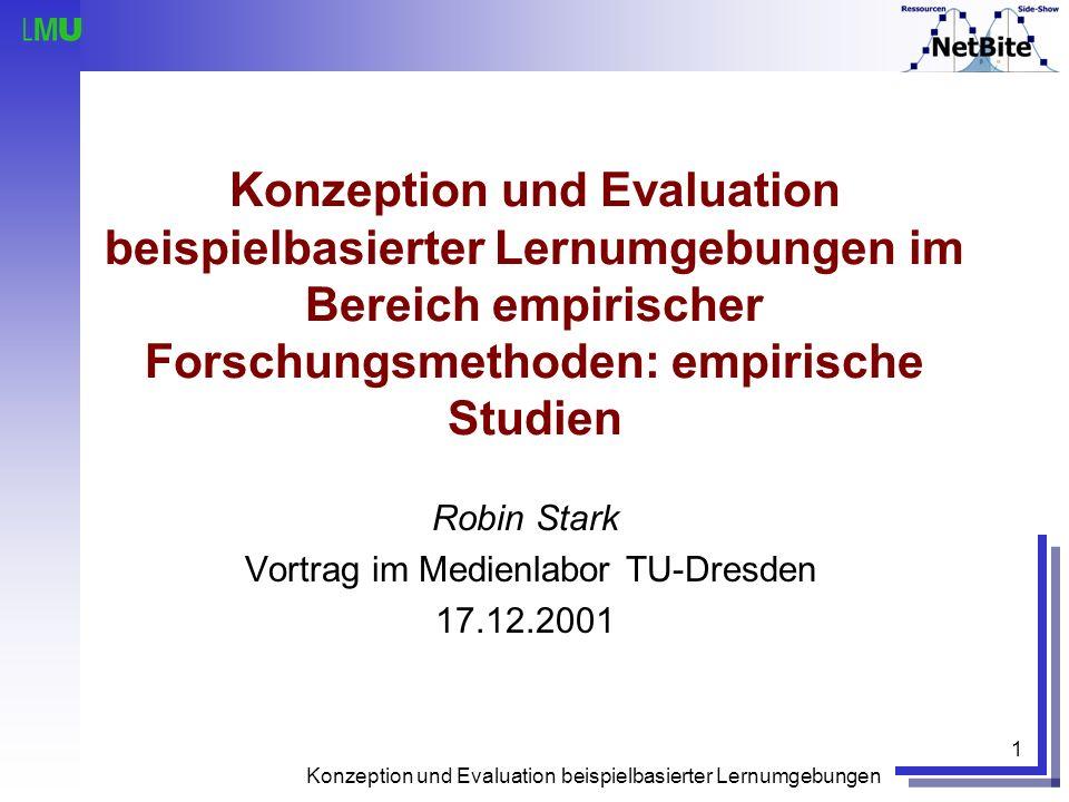 Robin Stark Vortrag im Medienlabor TU-Dresden 17.12.2001