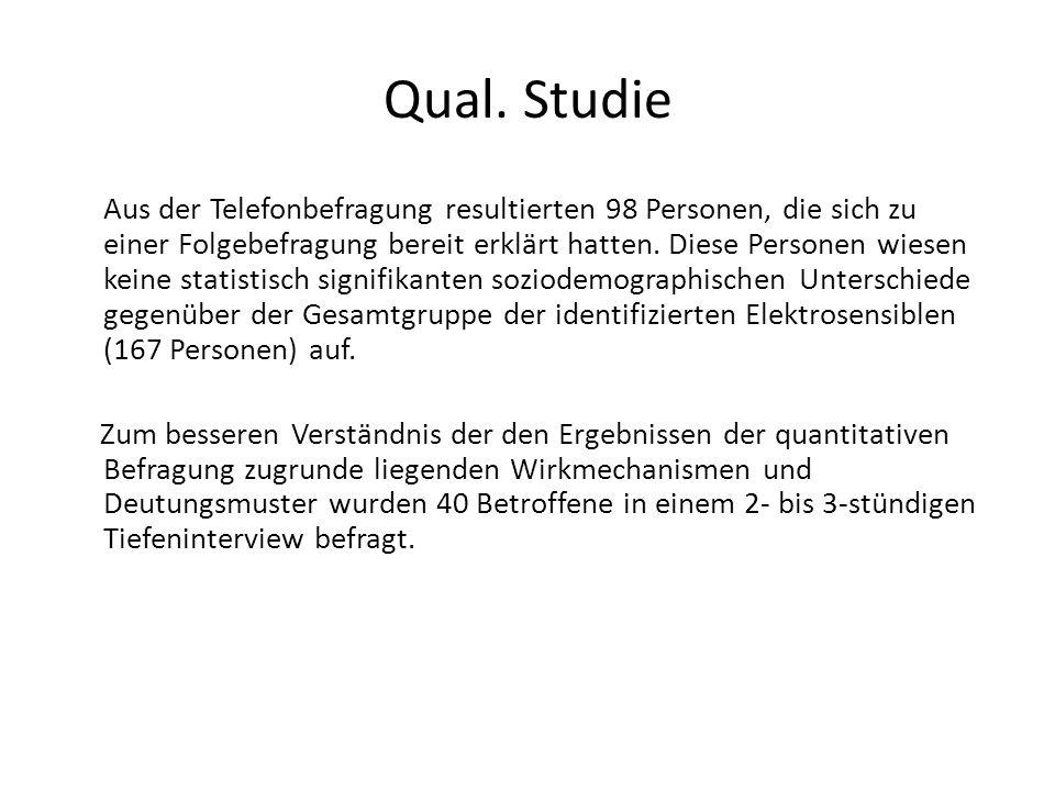 Qual. Studie