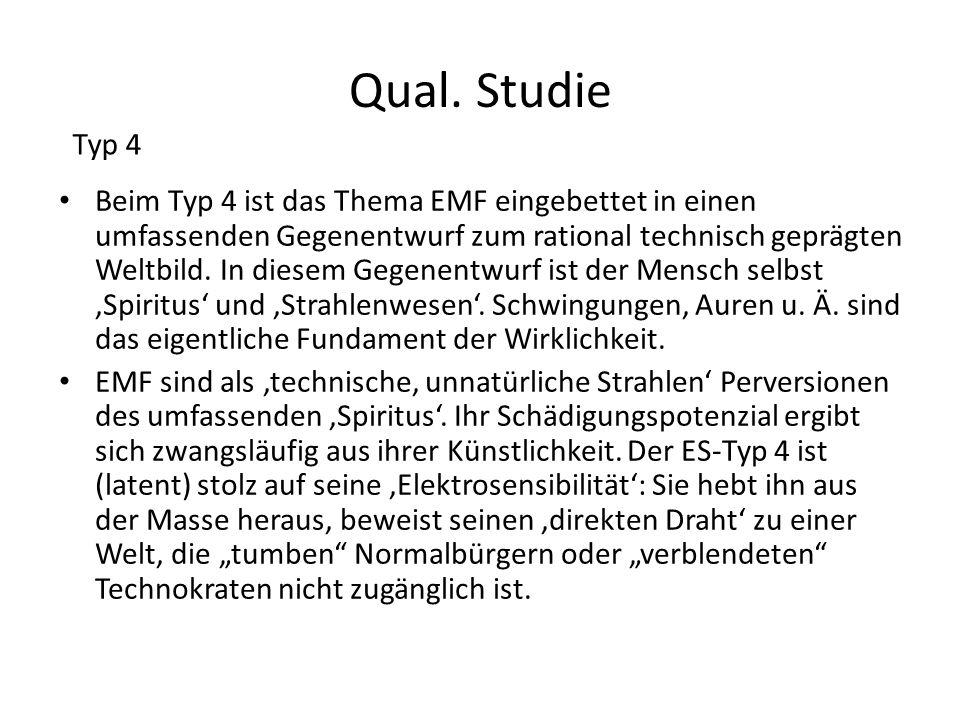 Qual. Studie Typ 4.