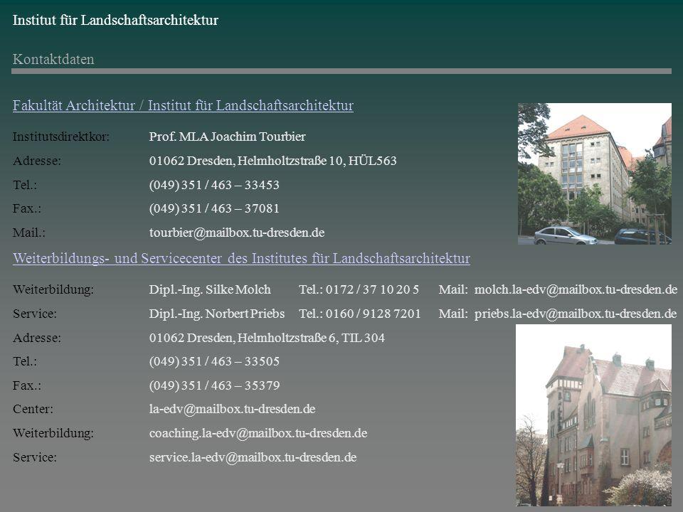 Institut für Landschaftsarchitektur