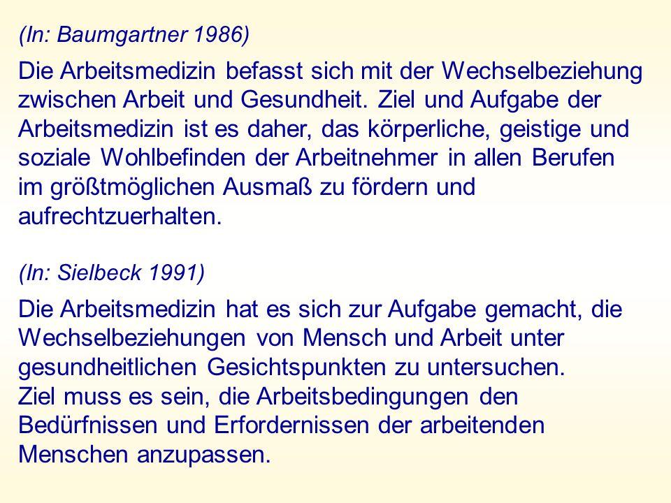 (In: Baumgartner 1986)