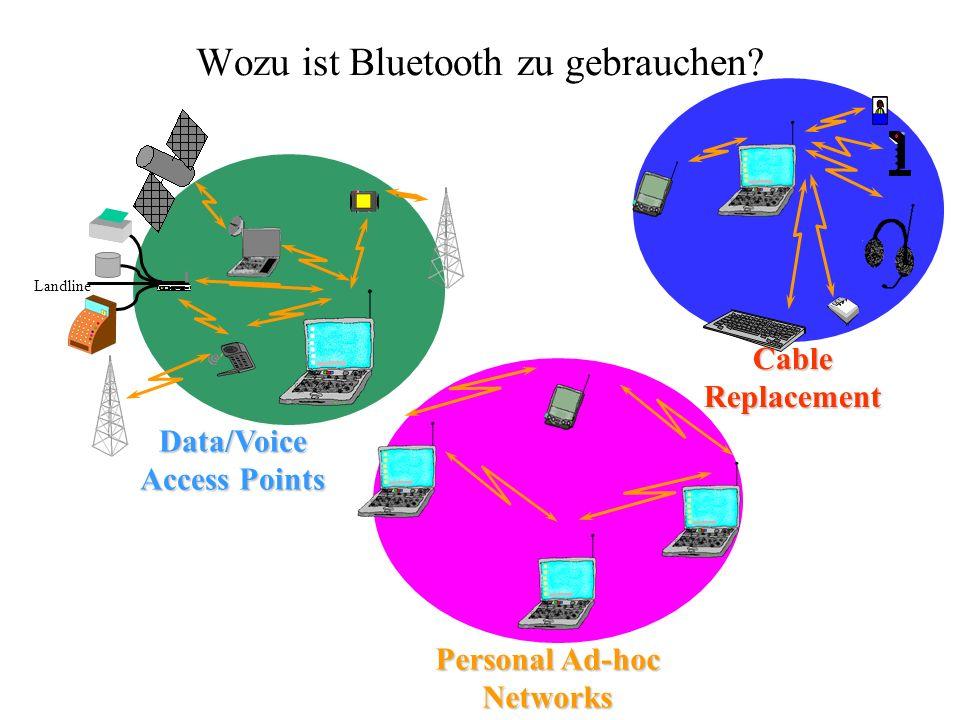 Wozu ist Bluetooth zu gebrauchen