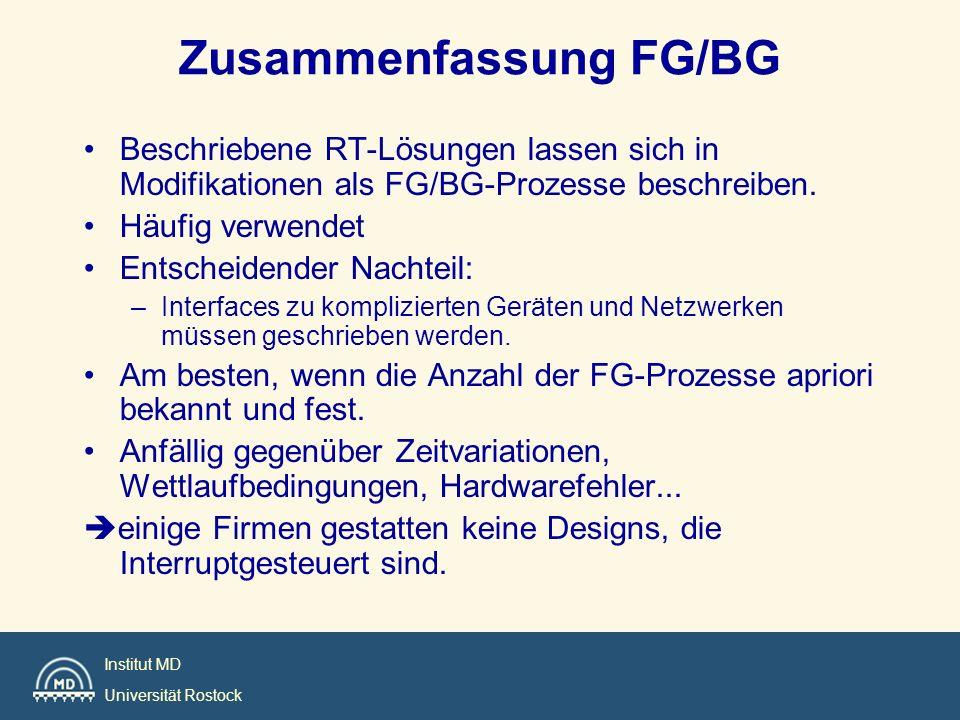 Zusammenfassung FG/BG