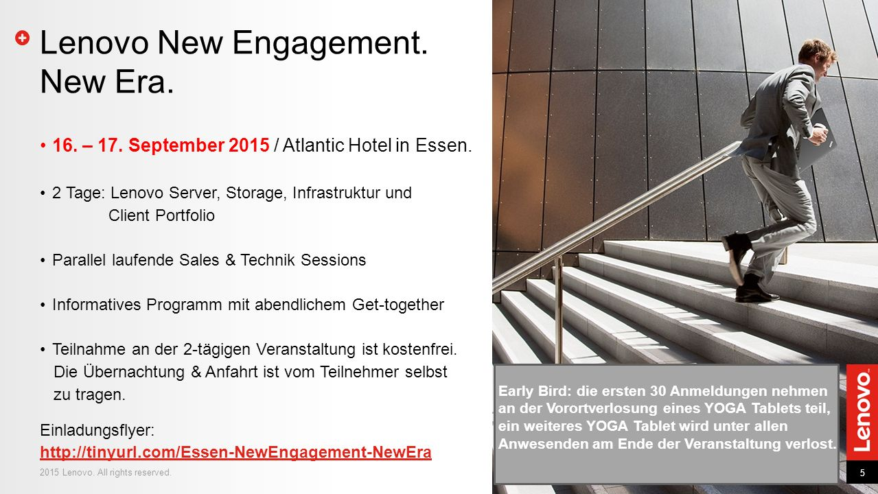 Lenovo New Engagement. New Era.