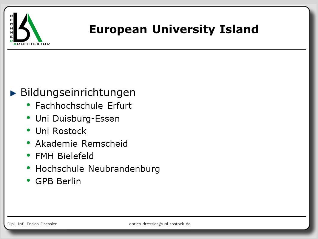 European University Island