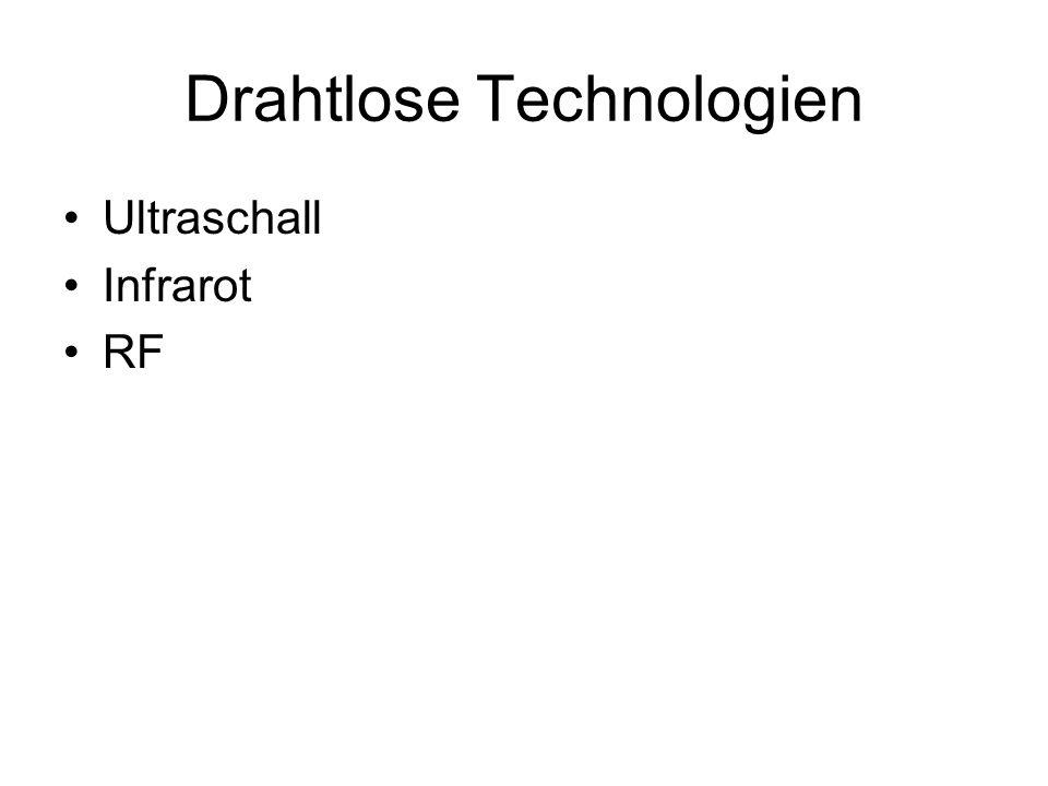 Drahtlose Technologien