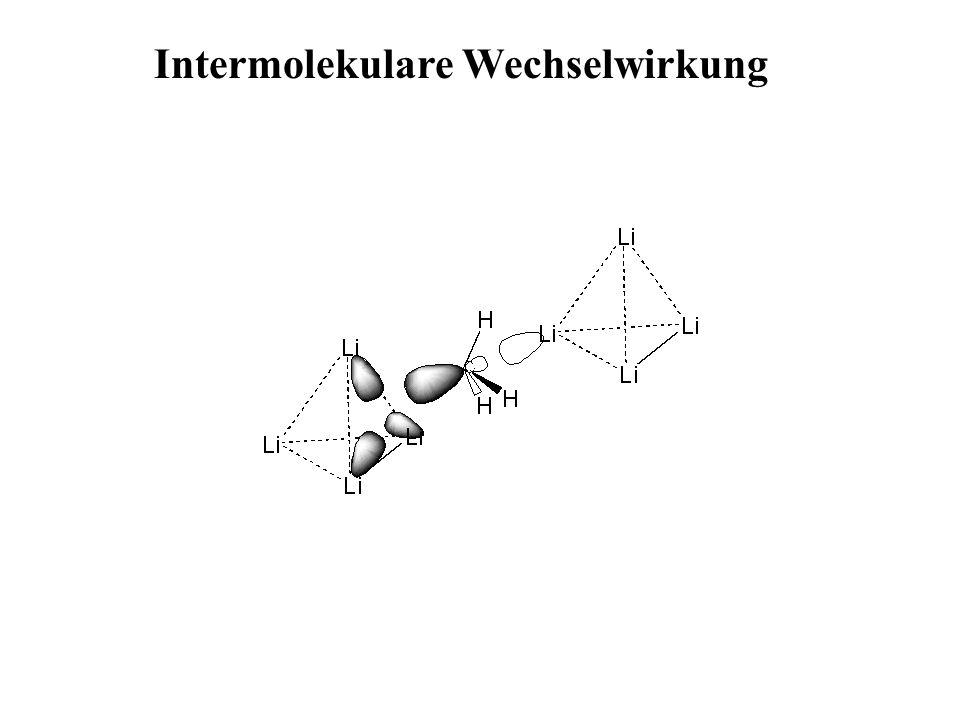 Intermolekulare Wechselwirkung