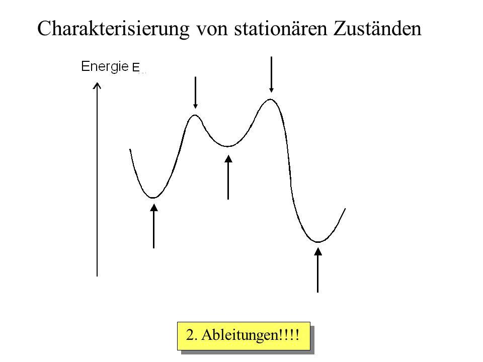 Charakterisierung von stationären Zuständen
