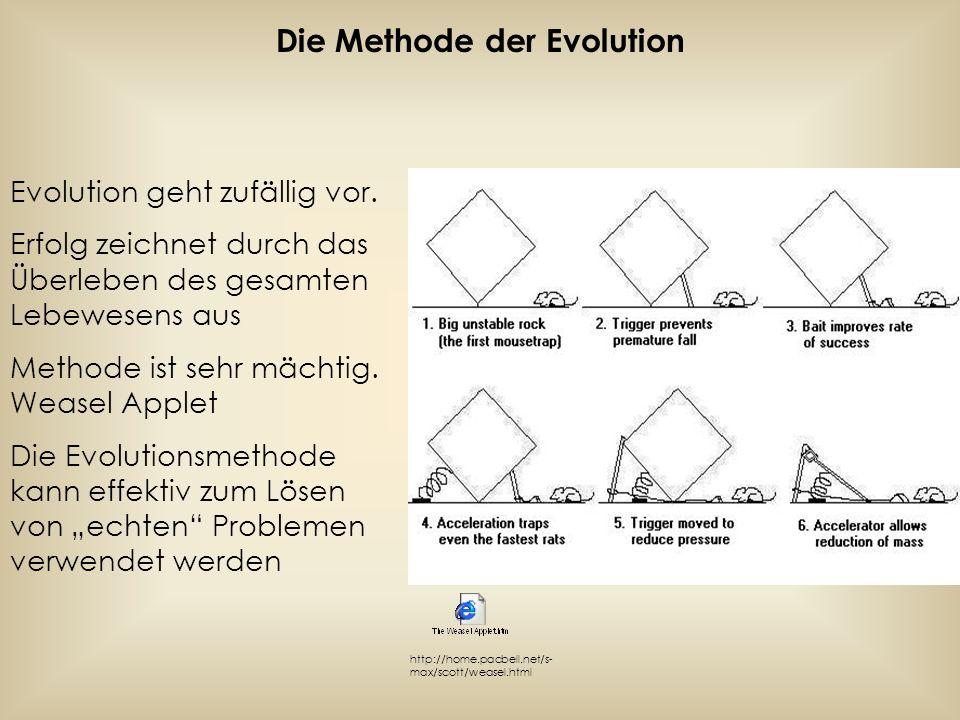 Die Methode der Evolution