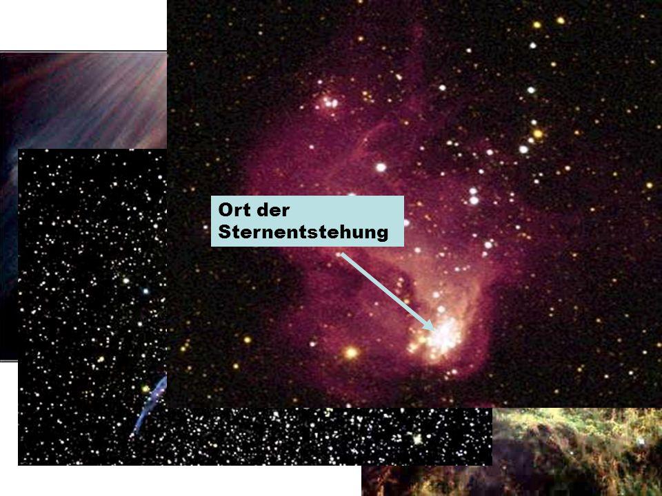Interstellare Wasserstoffwolken
