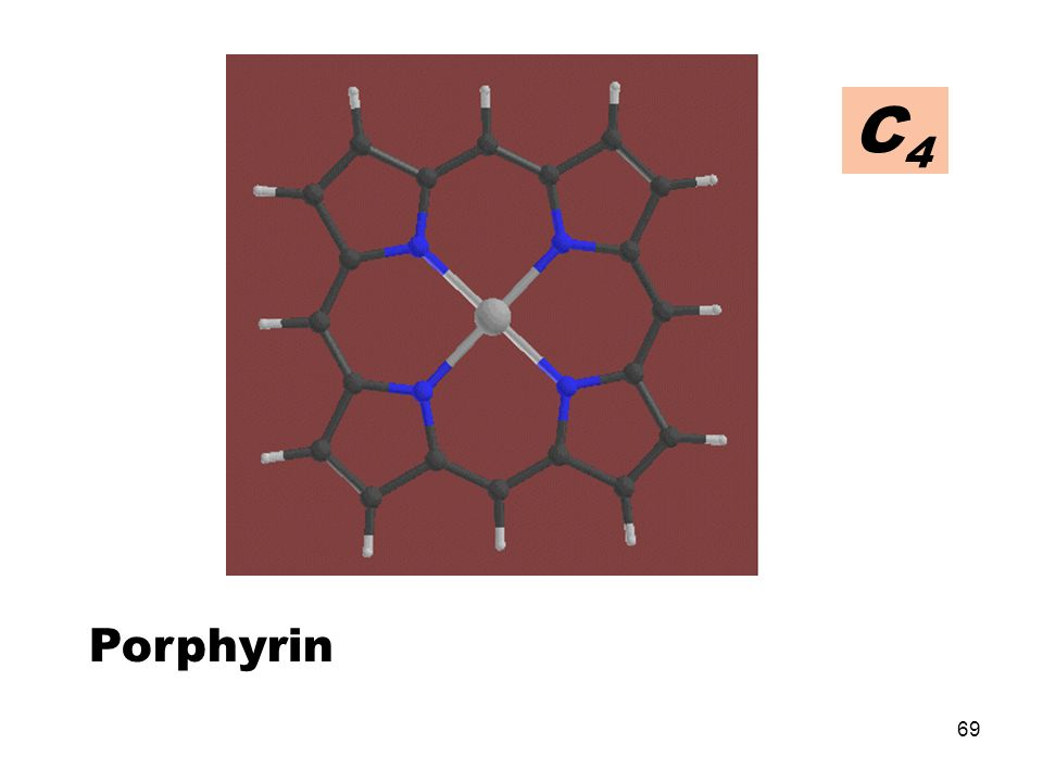 C4 Porphyrin