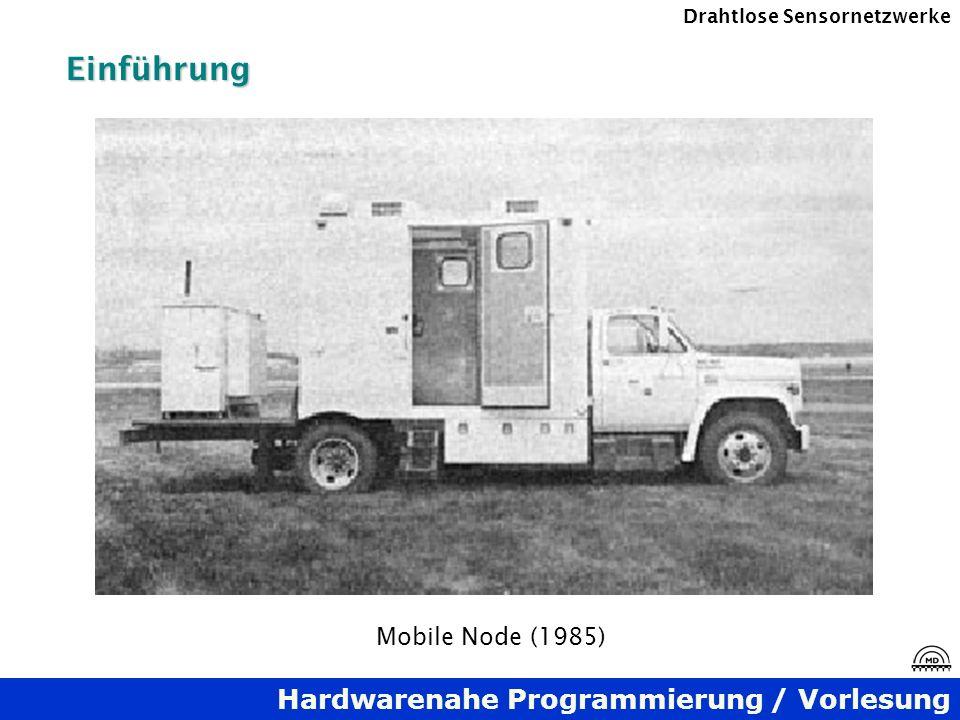 Einführung Mobile Node (1985)