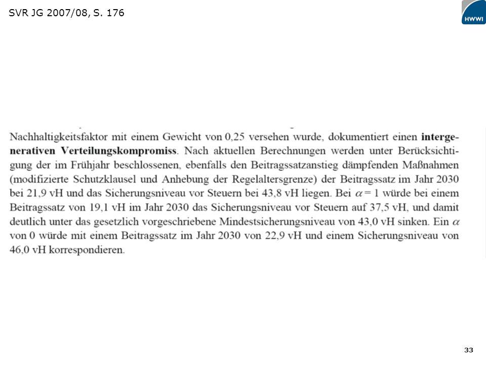 SVR JG 2007/08, S. 176 Titel