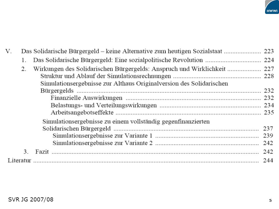 SVR JG 2007/08 Titel