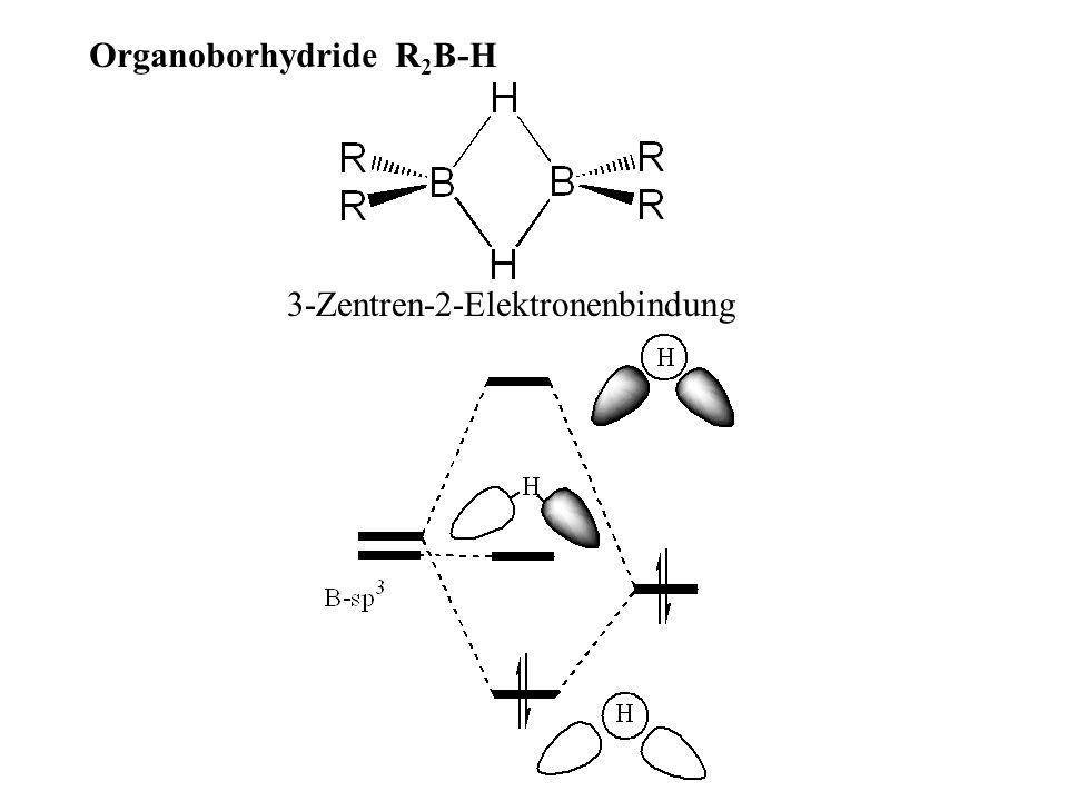 Organoborhydride R2B-H