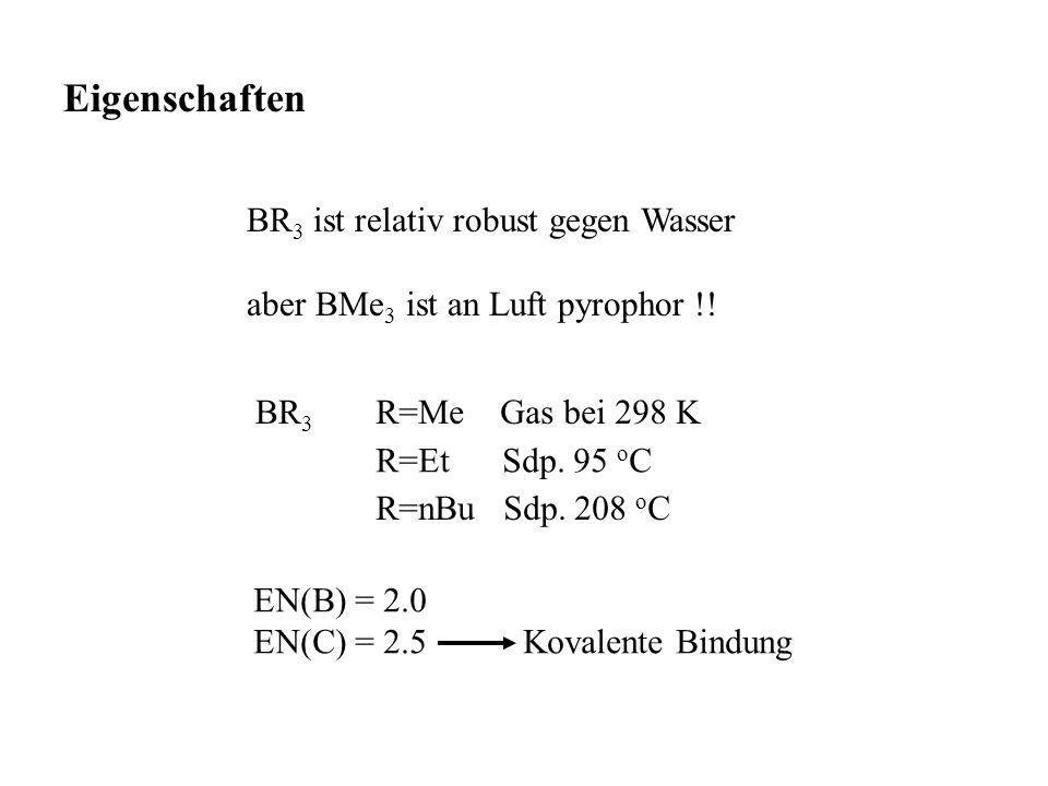 Eigenschaften BR3 ist relativ robust gegen Wasser