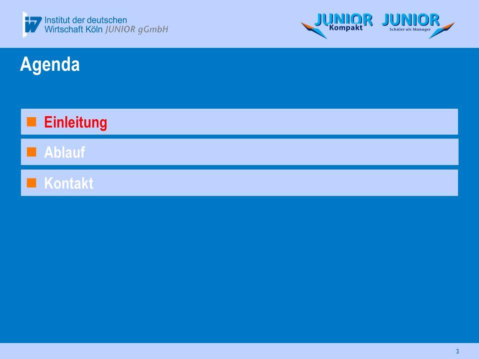 04.06.2008 Agenda Einleitung Ablauf Kontakt