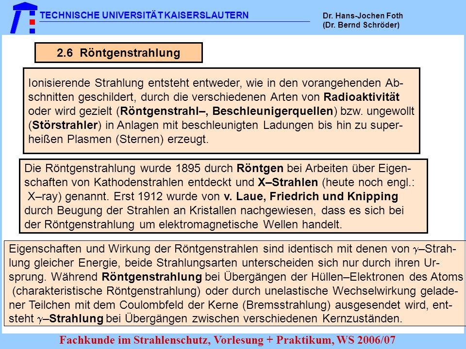 ionisierende strahlung definition