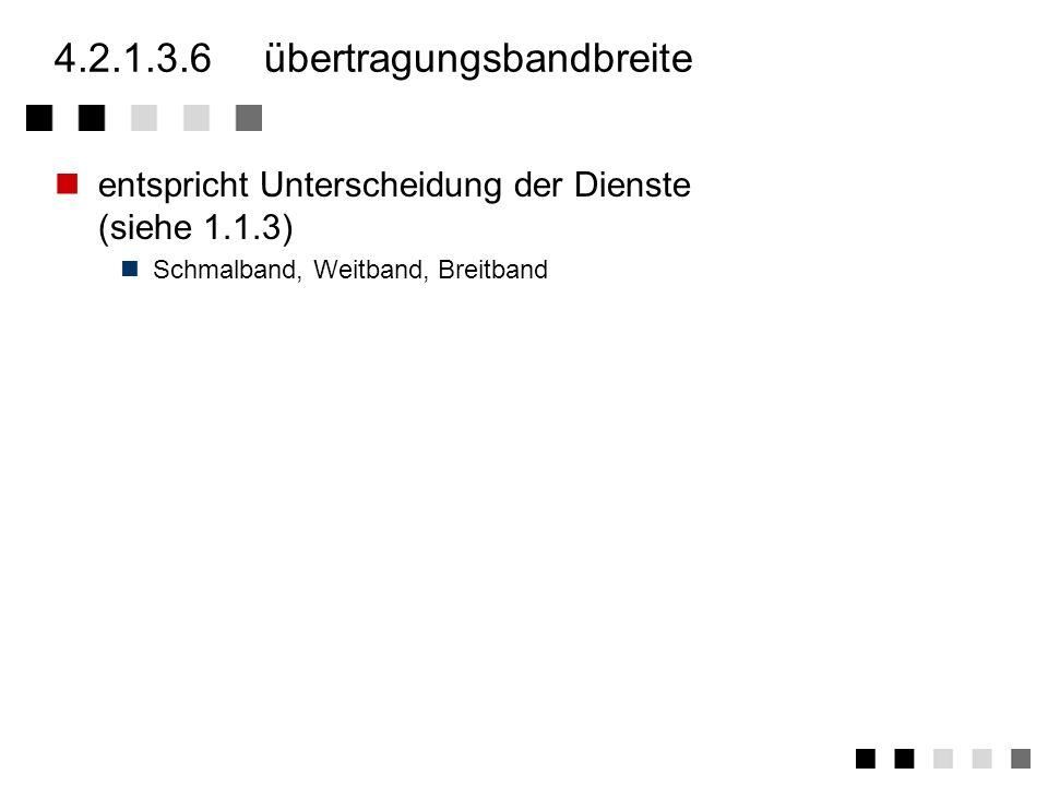 4.2.1.3.6 übertragungsbandbreite