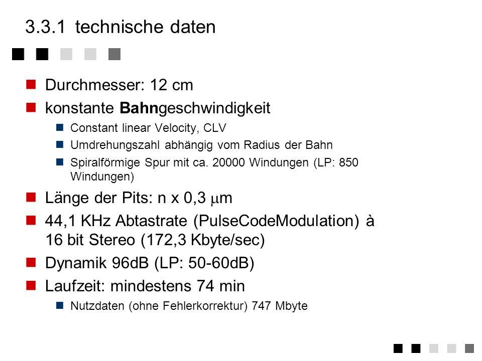 3.3.1 technische daten Durchmesser: 12 cm