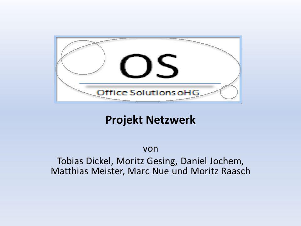 Projekt Netzwerk von.