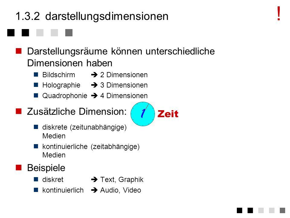 1.3.2 darstellungsdimensionen
