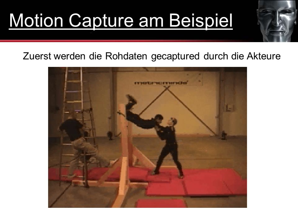 Motion Capture am Beispiel