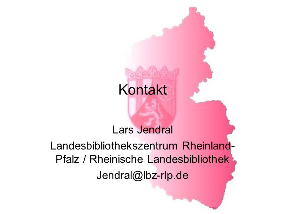 Landesbibliothekszentrum Rheinland-Pfalz / Rheinische Landesbibliothek