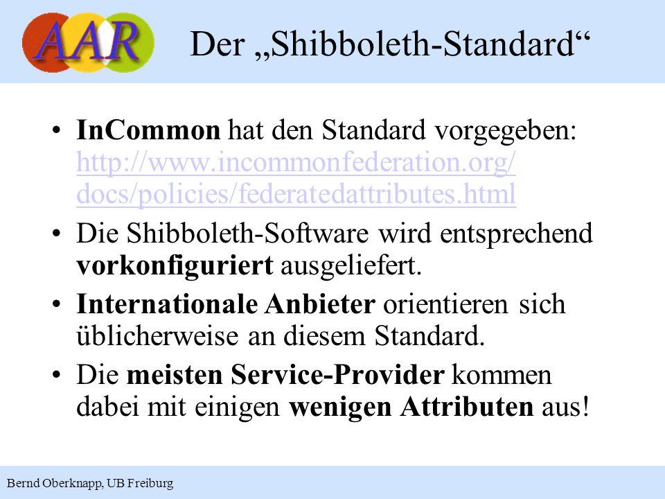 "Der ""Shibboleth-Standard"