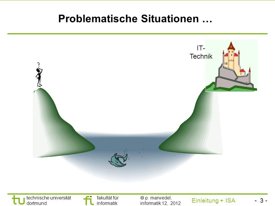 Problematische Situationen …
