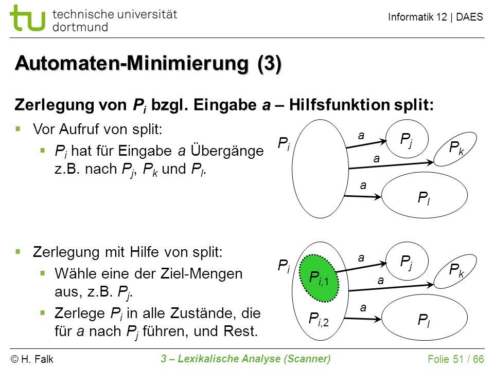 Automaten-Minimierung (3)
