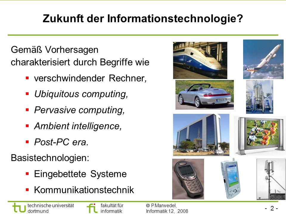 Zukunft der Informationstechnologie