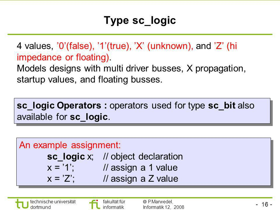 Type sc_logic