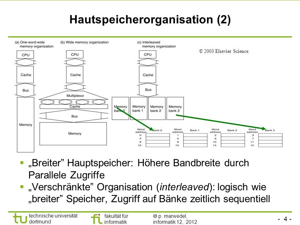 Hautspeicherorganisation (2)